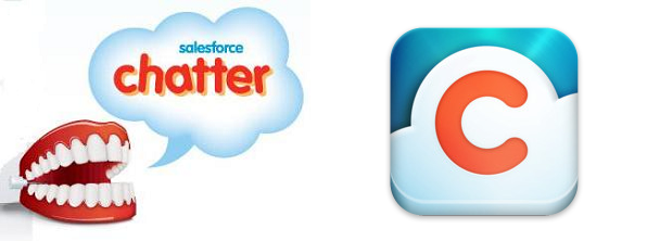 Salesforce Icon Salesforce Chatter Logo Icon